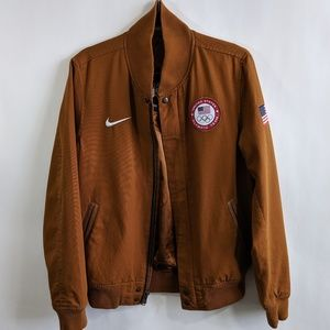 Nike USA XXX Olympic Women's Jacket Med  MINT Cond